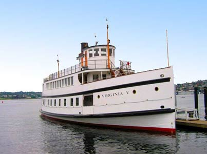 Steamship Virginia V